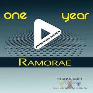 Ramorae - Afterwork Sounds 1 Year Birthday Show on Strom:Kraft Radio (11-08-2013)