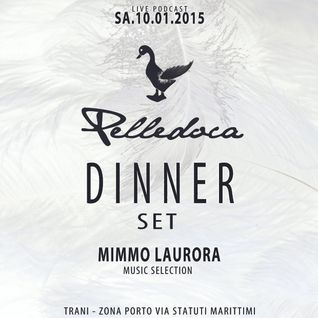 mimmo Laurora - Pelledoca DINNER SET