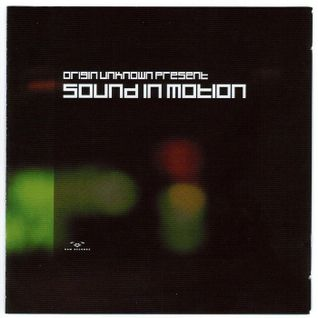Origin Unknown - Sound In Motion Mixed by Andy C