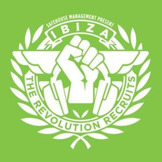 The Revolution Recruits - Live from Space, Ibiza Week 9