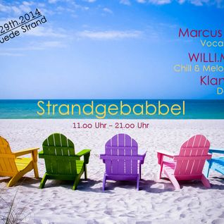 Strandgebabbel 2014 - Promo Mix -By Marcus Sperling