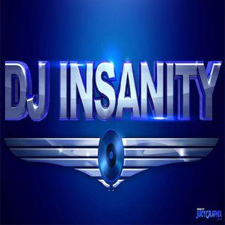 Dj Insanity Knon 89.3FM Mix 1 - 28 - 16