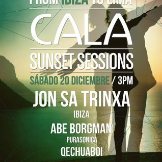 JON SA TRINXA @ CALA SUNSET SESSIONS (Part 1)
