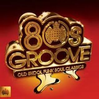 René & Bacus ~ 80'S SOUL & RARE GROOVE BOOGIE PT 5 (Mixed 11th April 2014)