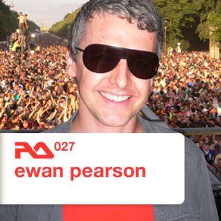 RA.027 Ewan Pearson