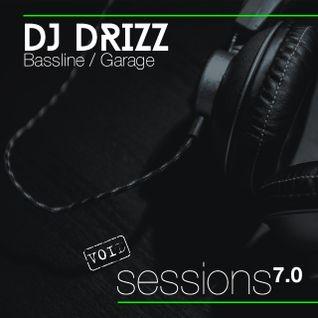 VOID SESSIONS 7.0 // DJ DRIZZ // BASSLINE CLASSICS