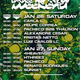 Freitas Netto @Trance Brazil Weekend