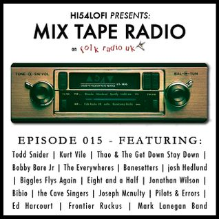 Mix Tape Radio on Folk Radio UK | EPISODE 015