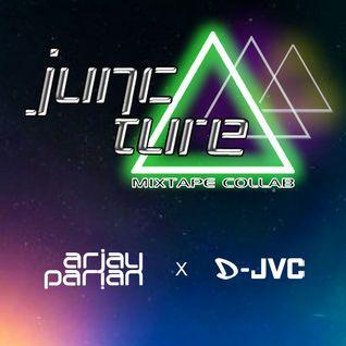 Arjay Parian & D-JVC - Juncture Mixtape 2012