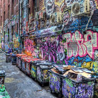Streetart vs. Graffiti - Umenie verejného priestoru