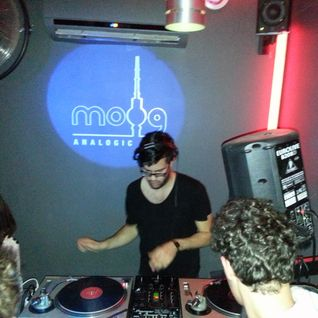 HIGH C (Oz, Chez Joe's) @ MAXIDAWA RADIO SHOW / RCV99fm / live from Moog (Lille-Fr) / 2012-11-20