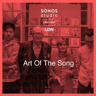 Art of the Song panel with Tom Vek