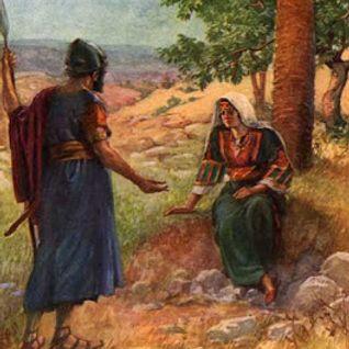 1184 BC: Judge Deborah and Barak