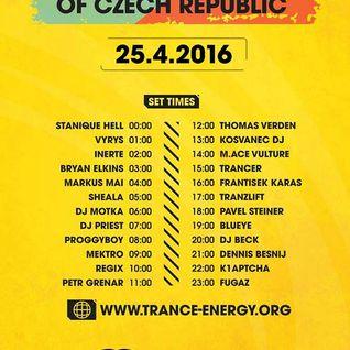 Dennis Besnij pres. The Sound Of Czech Republic