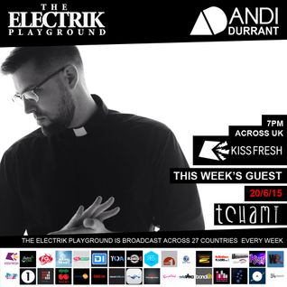 Electrik Playground 20/6/15 inc Tchami guest session