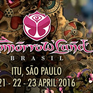 Laidback Luke - Live @ Tomorrowland Brazil 2016 - 21.04.2016