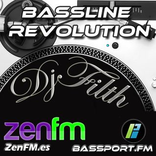 Bassline Revolution #25 DnB 05.06.13 - DJ Filth - Guest mix