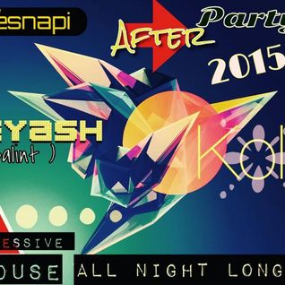 Ghoeyash Live DJ Set @ Kollar - 2015.07.11. Part 1