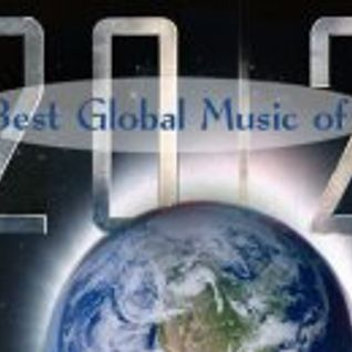 25 Best Global / World Music CDs of 2012 - 14 December 2012