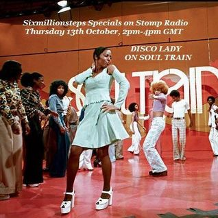 6MS Special Disco Lady on Soul Train