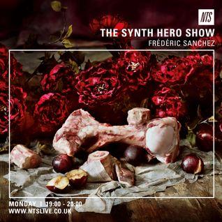 Dazed Frédéric Sanchez's Synth Hero mix