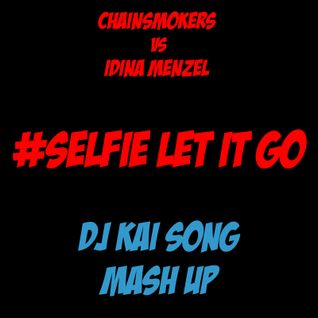 Chainsmokers vs Idina Menzel - #Selfie Let It Go (DJ Kai Song Mash Up)