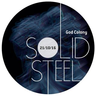 Solid Steel Radio Show 21/10/2016 Hour 2 - God Colony