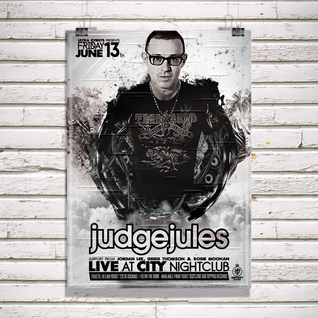 Djctx - Judge Jules Warm Up Slot [At City Supernightclub]