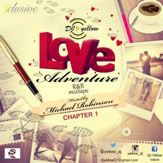 LOVE ADVENTURE CHAPTER 1 (R&B)