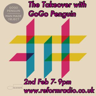 Go Go Penguin Takeover 2nd February 2016