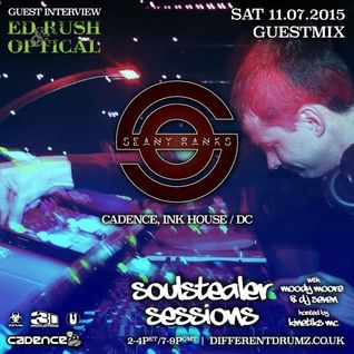Seany Ranks, Moody Moore & DJ Seven ft. Kinetiks MC • Soulstealer Sessions EP17 • ED RUSH & OPTICAL