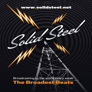 Dr Rubberfunk Solid Steel Mix 18/3/2011