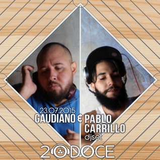 Live @20doce Feat. Pablo Carrillo (23.07.2015)