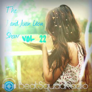J And Juan Léon Show Vol 22 Special Guest Chelsea (CMX)