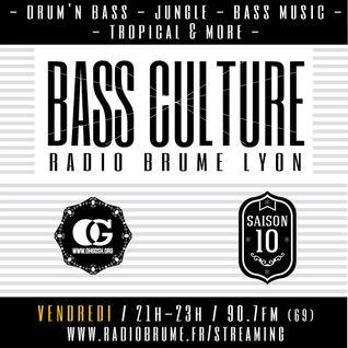 Bass Culture Lyon S10ep02b - Rylkix Deep Drum and bass