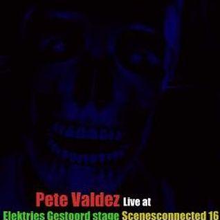Live at Elektries Gestoord stage - Scenesconnected 16 festival Maastricht NL