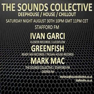 THE SOUNDS COLLECTIVE WITH MARK MAC - IVAN GARCI - GREENFISH