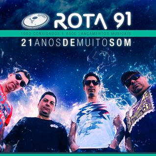 Rota 91 - 19/12/2015 - Convidado - Ronan C