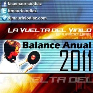 Mauricio Diaz - La Vuelta Del Vinilo Balance Anual 2011