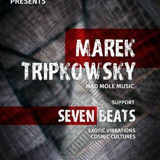 Marek Tripkowsky live @ Sandbox Beach