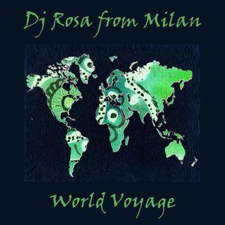 DJ Rosa from Milan - World Voyage