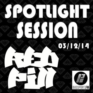 Red Pill Spotlight Session on Bassport.FM 12/03/2014