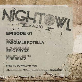 Night Owl Radio 061 ft. Eric Prydz and Firebeatz