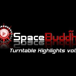Space Buddha V.I.P Set - Turntable Highlights vol.1