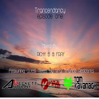 Trancendancy Episode 1 Mix By Tom Kavanagh Disc 4