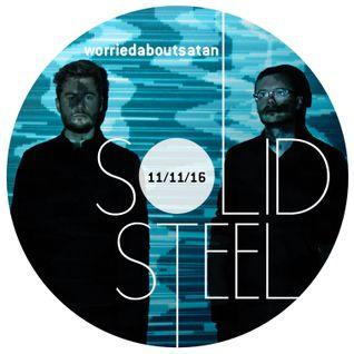 Solid Steel Radio Show 11/11/2016 Hour 2 - worriedaboutsatan