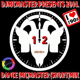 DjMcMaster Presents 2014 - Dance (Mc)Master (Short)Mix Volume 12.