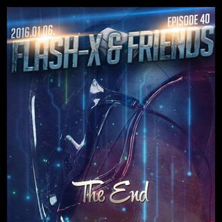 Flash-X & Friends #040 | THE END | Haveck