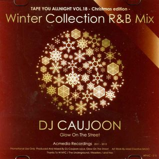 Winter Collection R&B Mix - DJ Caujoon [Throwback R&B]