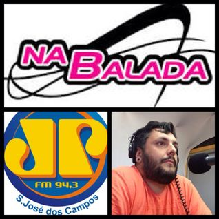 Programa Na Balada Jovem Pan São José dos Campos - Sexta 14.02.2014